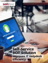 Self-Service BOT Solution Improves IT Helpdesk Efficiency